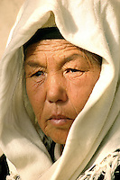 The nearly 30,000 semi-nomadic Muslim Tajiks who now occupy the 4,000-meter high valley live in low mud-brick houses that blend seamlessly into the landscape and provide an effective shelter against the bitter cold. They herd their livestock and subsistence farm in a beautiful but unforgiving place..