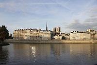 Ile de la Cité, Paris, France Picture by Manuel Cohen