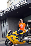 Suzi McAdam at the Launch of the ALMC Motorshow at the City North Hotel..Photo NEWSFILE/Jenny Matthews.(Photo credit should read Jenny Matthews/NEWSFILE)....This Picture has been sent you under the condtions enclosed by:.Newsfile Ltd..The Studio,.Millmount Abbey,.Drogheda,.Co Meath..Ireland..Tel: +353(0)41-9871240.Fax: +353(0)41-9871260.GSM: +353(0)86-2500958.email: pictures@newsfile.ie.www.newsfile.ie.FTP: 193.120.102.198.