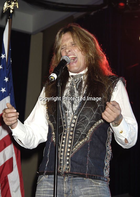 Sebastian Bach ..at The 30th Anniversary of the TJ Martell Foundation Gala on October 6, 2005 at the Marriott Marquis Hotel. ..Photo by Robin Platzer, Twin Images