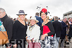 Enjoying Ladies Day at the Listowel Races on Friday were: Maeve Dalton, Margaret Dalton, Joan McCarthy from Listowel