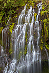 Panther Creek Falls, Columbia River Gorge, Washington