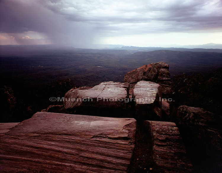 Overlook   ARIZONA, Mogollon Rim