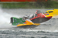 Tyler Welch (#59), Tim Seebold (#16) and Terry Rinker (#10)     (Formula 1/F1/Champ class)