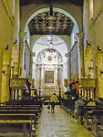 Main Sanctuary, Duomo, Ortigia, Sicily