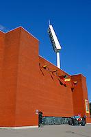 The King Baudouin stadion in Brussels (Belgium, 28/06/2008)