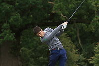 Dermot McElroy (IRL) on the 2nd tee during Round 1 of the Bridgestone Challenge 2017 at the Luton Hoo Hotel Golf &amp; Spa, Luton, Bedfordshire, England. 07/09/2017<br /> Picture: Golffile   Thos Caffrey<br /> <br /> <br /> All photo usage must carry mandatory copyright credit     (&copy; Golffile   Thos Caffrey)