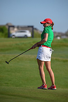 Gaby Lopez (MEX) watches her putt on 12 during round 2 of  the Volunteers of America LPGA Texas Classic, at the Old American Golf Club in The Colony, Texas, USA. 5/6/2018.<br /> Picture: Golffile | Ken Murray<br /> <br /> <br /> All photo usage must carry mandatory copyright credit (&copy; Golffile | Ken Murray)