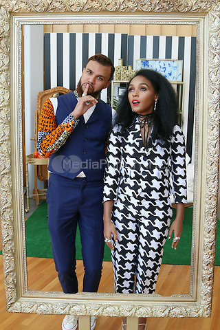 New York Ny Aug 27: Janelle Monae The Pre-VMA Fem The Future Brunch with Janelle Monae in New York City on August 27, 2016 Credit Walik Goshorn / MediaPunch