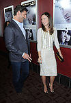 "Eric Bana and Olivia Wilde at the Los Angeles premiere of ""Deadfall"" held at The Archlight Cinema November 29, 2012"
