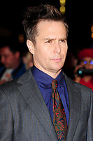 www.acepixs.com<br /> <br /> October 15 2017, London<br /> <br /> Sam Rockwell arriving at the UK Premiere of 'Three Billboards Outside Ebbing, Missouri' during the closing night gala of the 61st BFI London Film Festival at the Odeon Leicester Square on October 15, 2017 in London, England. <br /> <br /> By Line: Famous/ACE Pictures<br /> <br /> <br /> ACE Pictures Inc<br /> Tel: 6467670430<br /> Email: info@acepixs.com<br /> www.acepixs.com