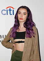 LOS ANGELES, CA - FEBRUARY 10: Olivia O'Brien attends Universal Music Group's 2019 After Party at The ROW DTLA on February 9, 2019 in Los Angeles, California. Photo: CraSH/imageSPACE / MediaPunch