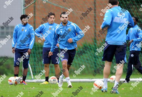 2011-10-11 / Voetbal / seizoen 2011-2012 / KVC Westerlo / Costa Morais Ellinton Antonio..Foto: Mpics
