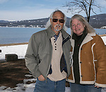 Wayne and Shari Yasutake during Snowfest at North Lake Tahoe on Saturday, March 11, 2017.