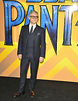 Martin Freeman at the &quot;Black Panther&quot; European film premiere, Hammersmith Apollo (Eventim Apollo), Queen Caroline Street, London, England, UK, on Thursday 08 February 2018.<br /> CAP/CAN<br /> &copy;CAN/Capital Pictures