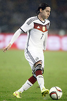 Germany's Rudy during international friendly match.November 18,2014. (ALTERPHOTOS/Acero) /NortePhoto<br />
