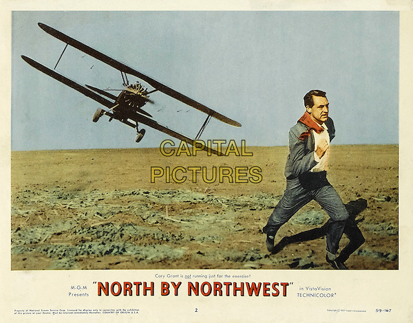 Cary Grant<br /> in North by Northwest (1959) <br /> *Filmstill - Editorial Use Only*<br /> CAP/NFS<br /> Image supplied by Capital Pictures