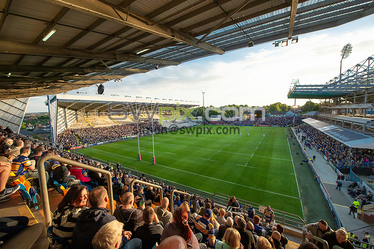 Picture by SWpix.com - Emerald Headingley Stadium, Leeds, England - Emerald Headingley will play host to the Rugby League World Cup 2021.