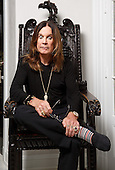 Sep 15, 2014: OZZY OSBOURNE - at home in Los Angeles USA