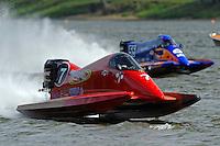 Mark Jakob, #7 and Jim McGrath, (#55) (SST-120 class)