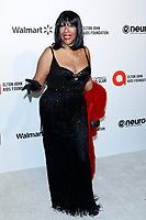 LOS ANGELES - FEB 9:  Mary Wilson at the 28th Elton John Aids Foundation Viewing Party at the West Hollywood Park on February 9, 2020 in West Hollywood, CA