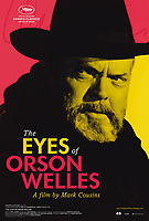 The Eyes of Orson Welles (2018)<br /> POSTER ART<br /> *Filmstill - Editorial Use Only*<br /> CAP/MFS<br /> Image supplied by Capital Pictures