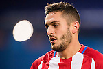Jorge Resurreccion Merodio 'Koke' of Atletico de Madrid in action during their La Liga 2016-17 match between Atletico de Madrid vs Real Betis Balompie at the Vicente Calderon Stadium on 14 January 2017 in Madrid, Spain. Photo by Diego Gonzalez Souto / Power Sport Images
