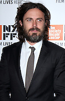 NEW YORK, NY-October 01:Casey Affleck at 54th New York Film Festival screening of Manchesyer by the Sea  at Alice Tully Hall at Lincoln Center in New York. October 01, 2016. Credit:RW/MediaPunch