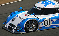 May 17, 2009: The #01 Lexus Riley of Scott Pruett and Memo Rojas in action at  the Verizon Festival of Speed Grand-Am Rolex Series race at LMazda Raceway at Laguna Seca  in Salinas, CA. (Photo by Brian Cleary/www.bcpix.com)