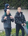 EXCLU! Rosie Huntington-Whiteley & Jason Statham