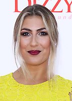 LOS ANGELES, CA, USA - JULY 19: Emma Slater at the 4th Annual Celebration Of Dance Gala Presented By The Dizzy Feet Foundation held at the Dorothy Chandler Pavilion at The Music Center on July 19, 2014 in Los Angeles, California, United States. (Photo by Xavier Collin/Celebrity Monitor)