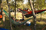"how the teenagers ""mok"" or hammock camp"