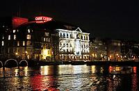 Nederland Amsterdam 2017. Koninklijk Theater Carre aan de Amstel. Foto Berlinda van Dam / Hollandse Hoogte