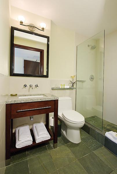 Srand Hotel New York, NY .Bathroom