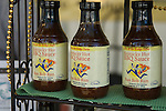 Kentucky Hot BBQ Sauce. The city of Bardstown, Kentucky, hosts the Bourbon Festival every year in Septmeber. Thousands of people from all over the world come to this small Southern town to learn about America's favorite whiskey.