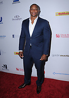 11 August  2017 - Beverly Hills, California - Eddie George. 17th Annual Harold & Carole Pump Foundation Gala held at The Beverly Hilton Hotel in Beverly Hills. Photo Credit: Birdie Thompson/AdMedia