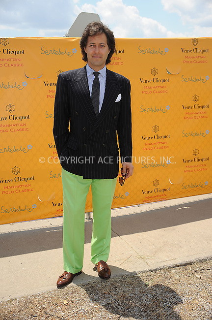 WWW.ACEPIXS.COM . . . . . ....May 30 2009, New York City....David Lauren at the 2009 Veuve Clicquot Manhattan Polo Classic on Governors Island on May 30, 2009 in New York City.....Please byline: KRISTIN CALLAHAN - ACEPIXS.COM.. . . . . . ..Ace Pictures, Inc:  ..tel: (212) 243 8787 or (646) 769 0430..e-mail: info@acepixs.com..web: http://www.acepixs.com