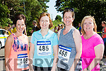 Siobhain Falvey, Mary Carey, Michelle Connell and Mags Campbell at the Kilgobnet 5k on Sunday morning