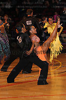International Championships held in Brentwood Leasure Centre, Brentwood, United Kingdom. Tuesday, 11. October 2011. ATTILA VOLGYI<br /> Published on DanceSport Info do not copy!