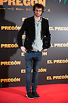 "Director of the film, Dani de la Orden during the presentation of the film ""El Pregón"" in Madrid, March 15, 2016<br /> (ALTERPHOTOS/BorjaB.Hojas)"