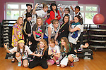 Mary Simpson Summer Camp held at Labfitness...Picture Jenny Matthews/Newsfile.ie