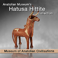 Pictures of Hittite Pots & Pottery From Hattusa - Museum of Anatolian Civilisations -