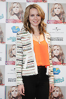 Singer Bridgit Mendler presents her new album 'Hello My Name Is...' at the Hotel ME in Madrid, Spain. February 25, 2013. (ALTERPHOTOS/Caro Marin) /NortePhoto