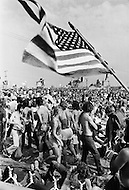 Watkins Glen, NY. July 28th, 1973. <br />