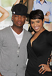 """HOLLYWOOD, CA - FEBRUARY 09: Ne-Yo arrives at the """"Think Like A Man"""" Los Angeles Premiere at the ArcLight Cinemas Cinerama Dome on February 9, 2012 in Hollywood, California."""