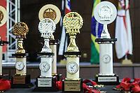 SÃO PAULO, SP, 24.11.2015 - XADREZ-SP - Jogadores durante XXI Final Municipal de Xadrez Individual 2015, no Parque São Jorge no Tatuapé região leste de São Paulo nesta terça-feira, 24.(Foto: Marcos Moraes / Brazil Photo Press)