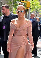 www.acepixs.com<br /> <br /> May 15 2017, New York City<br /> <br /> Jennifer Lopez arriving at the 2017 NBCUniversal Upfront at Radio City Music Hall on May 15, 2017 in New York City.<br /> <br /> By Line: Curtis Means/ACE Pictures<br /> <br /> <br /> ACE Pictures Inc<br /> Tel: 6467670430<br /> Email: info@acepixs.com<br /> www.acepixs.com