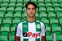 GRONINGEN - Voetbal, Presentatie FC Groningen o23, seizoen 2017-2018, 11-09-2017,   FC Groningen speler Ludovit Reis