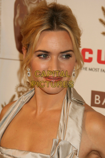 KATE WINSLET.16th Annual BAFTA/LA Cunard Britannia Awards held at the Hyatt Regency Century Plaza Hotel, Century City, California, USA, 01 November, 2007..portrait headshot halterneck.CAP/ADM/RE.©Russ Elliot/AdMedia/Capital Pictures.