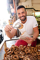 ITALY - NAPLES - Street Food